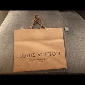 100% Authentic Louis Vuitton Mini Shopping Bag!
